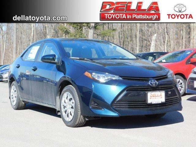 toyota corolla green 2018. 2018 Toyota Corolla LE CVT In Plattsburgh, NY - DELLA Of Plattsburgh Green Y