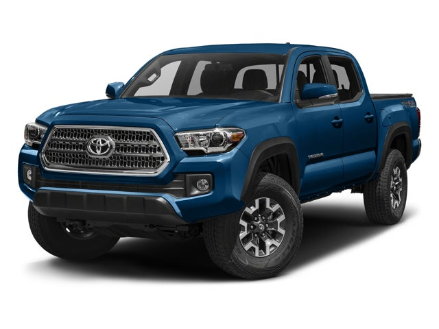 2017 Toyota Tacoma Trd Off Road Double Cab 5 Bed V6 4x4 At Plattsburgh Ny Serving Malone Saratoga St Albans Vt New York 3tmcz5an6hm055975