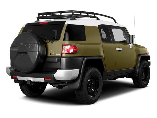 2014 Toyota Fj Cruiser 4wd 4dr Auto Plattsburgh Ny