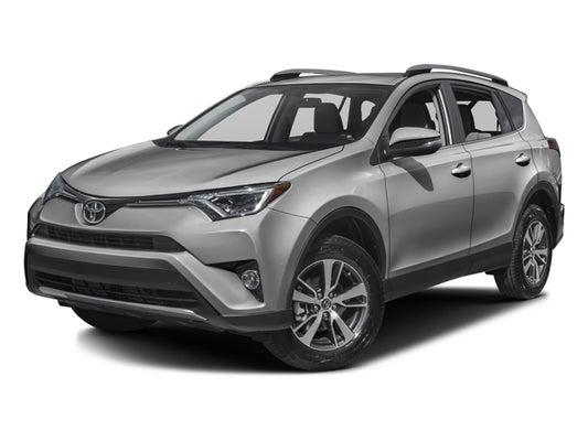 2017 Toyota Rav4 Xle Awd Plattsburgh Ny Serving Malone Saratoga