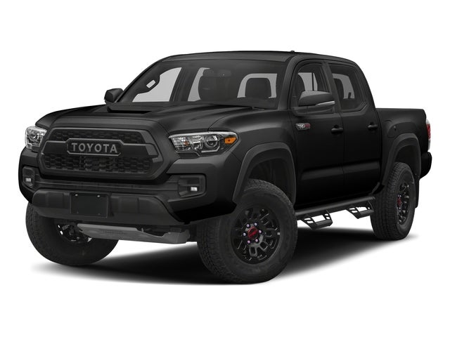 2018 Toyota Tacoma Trd Pro Double Cab 5 Bed V6 4x4 At In Plattsburgh