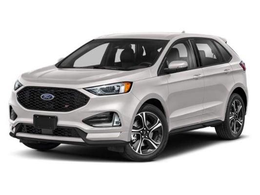 Ford Edge Awd >> 2019 Ford Edge St Awd