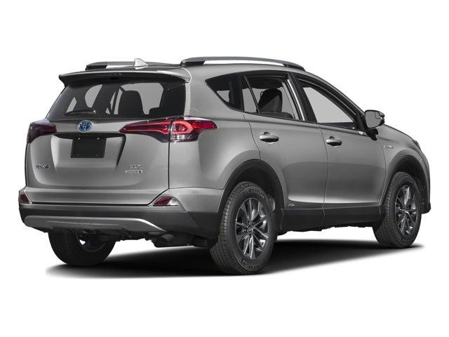 2016 Toyota Rav4 Hybrid Awd 4dr Limited In Plattsburgh Ny Della Of