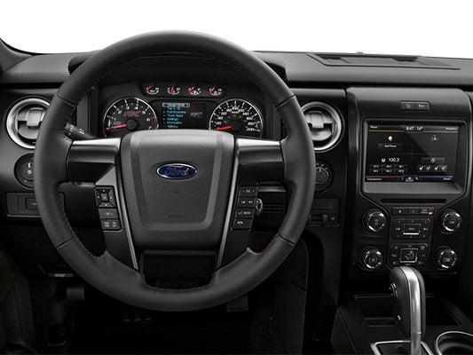 2013 F150 Fx4 >> 2013 Ford F 150 4wd Supercrew 145 Fx4