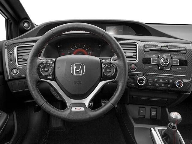 2013 Honda Civic Coupe 2dr Man Si Plattsburgh Ny Serving Malone