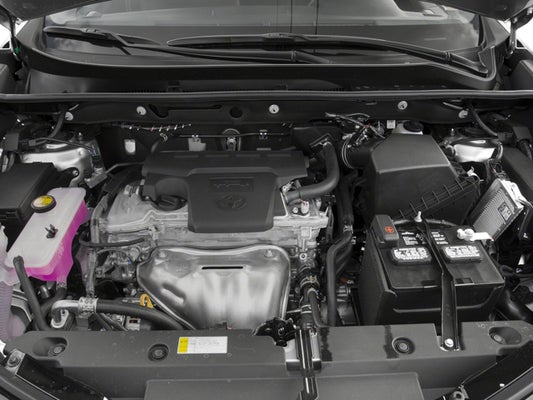 2016 Toyota Rav4 Awd 4dr Le