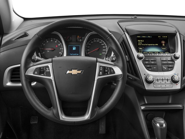 2017 Chevrolet Equinox Awd 4dr Lt W 1lt In Plattsburgh Ny Della Toyota