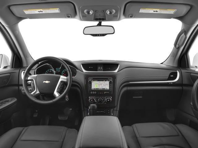 2017 Chevrolet Traverse Awd 4dr Lt W 2lt In Plattsburgh Ny Della Toyota