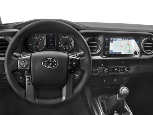 2017 Toyota Tacoma Trd Off Road Double Cab 5 Bed V6 4x4 At In Plattsburgh
