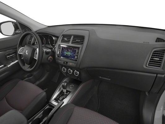 2018 Mitsubishi Outlander Sport ES 2 0 CVT