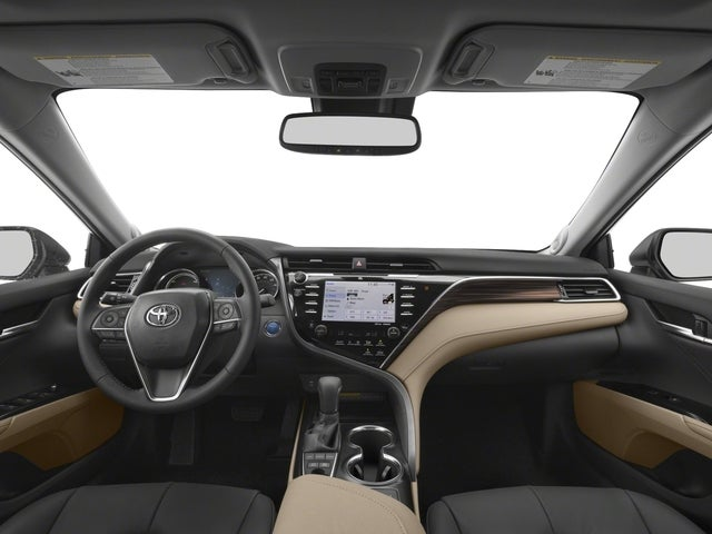 2018 Toyota Camry Hybrid Xle Cvt In Plattsburgh Ny Della Of