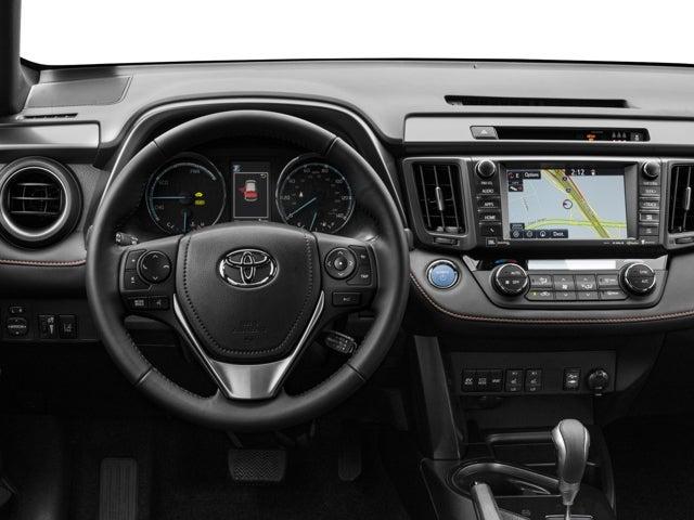 2018 Toyota Rav4 Hybrid Se Awd In Plattsburgh Ny Della Of