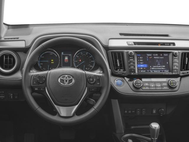 2018 Toyota Rav4 Hybrid Limited Awd In Plattsburgh Ny Della Of