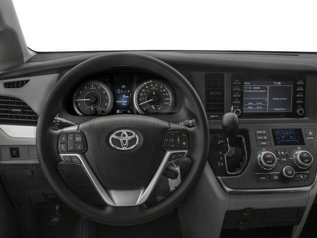 2018 Toyota Sienna Xle Awd 7 Penger In Plattsburgh Ny Della Of