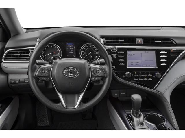 2019 Toyota Camry Le Auto In Plattsburgh Ny Della Of