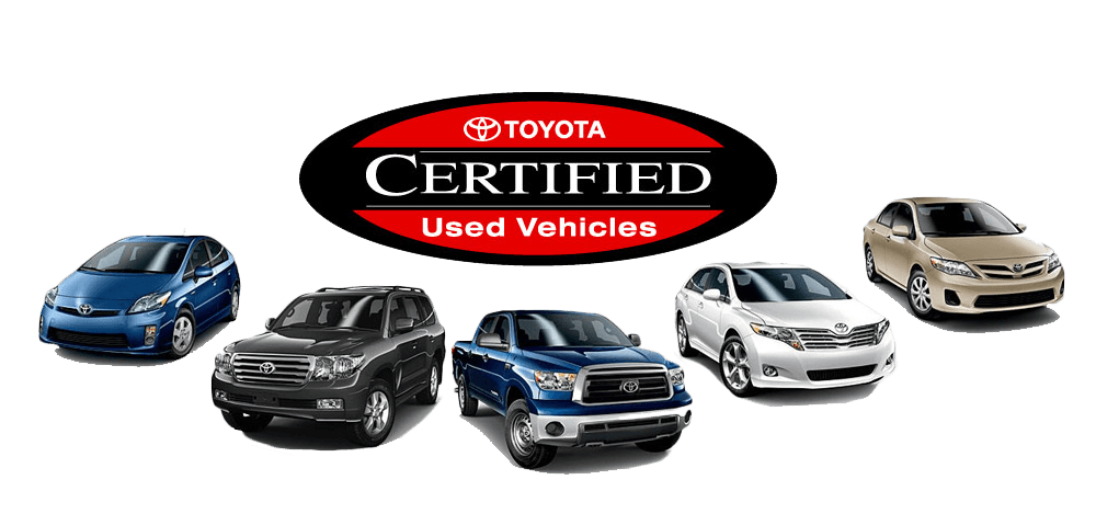 Toyota Certified Pre Owned >> Certified Pre Owned